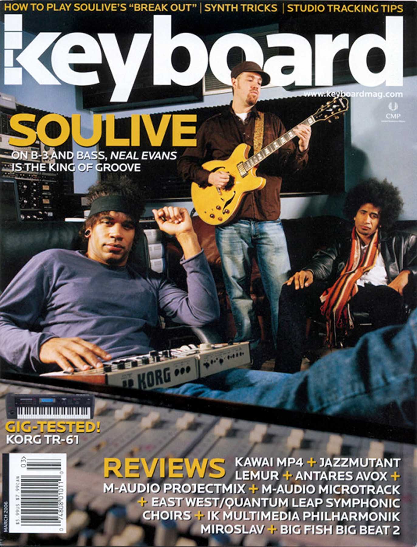 Keyboard Magazine